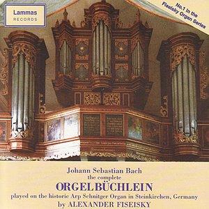 Image for 'Orgelbüchlein - 45 Corale Preludes'