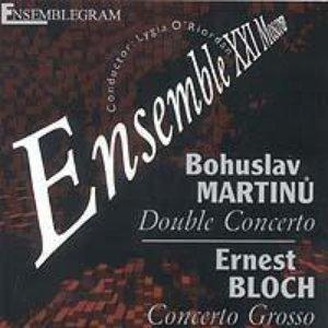 Bild för 'Bloch - Martinu'