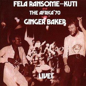 Image for 'Fela Kuti & Ginger Baker'