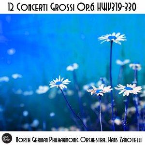 Image for 'Concerti Grossi No. 10, Op. 6 HWV328: II. Allegro'