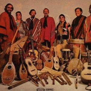 Image for 'Los Folkloristas'