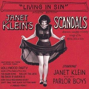 """Bild för 'Janet Klein's Scandals"""" or """"Living In Sin""""'"""