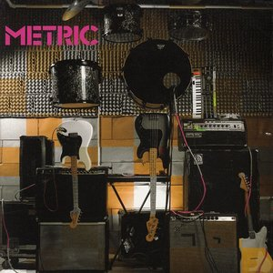 Immagine per 'Metric: Live at Metropolis'