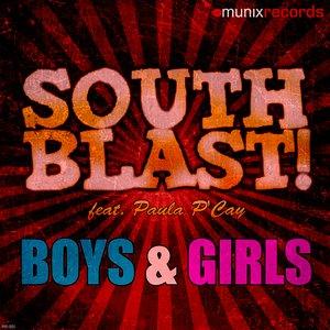 Image for 'South Blast! feat. Paula P'Cay'