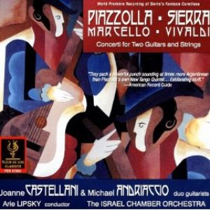 Image for 'Concerti for Two Guitars and Strings'