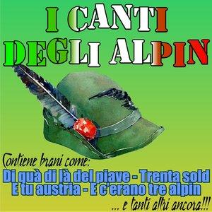 Image for 'I canti degli alpini'