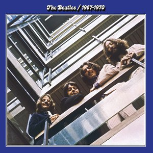 Bild für 'The Beatles 1967-1970 (The Blue Album)'