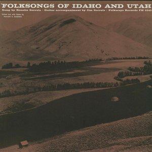 Image for 'Folk songs of Idaho and Utah'