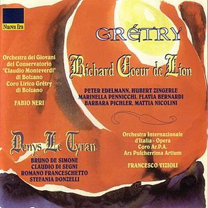 Image for 'Gretry: Richard Coeur de Lion/Denys Le Tyran'