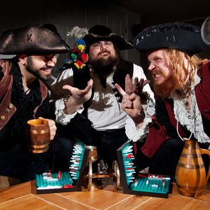 Image for 'Pirates in tight white pants'