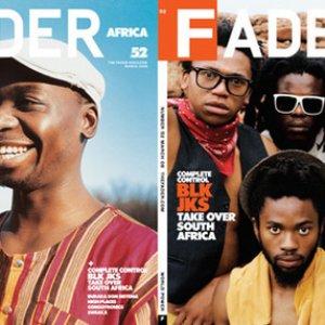 Imagem de 'The FADER Magazine'