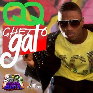 """Ghetto Gal - Single""的封面"