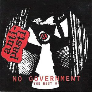 Image for 'The Best Of - No Government'