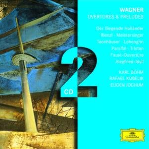 Image pour 'Wagner: Overtures & Preludes'