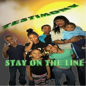 Image for 'Stay on the Line'