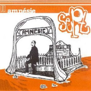 Image for 'Amnésie'
