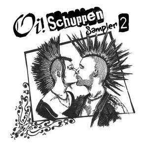 Immagine per 'V.A. - Oi! Schuppen Sampler/Unantastbar'