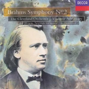 Image for 'Brahms: Symphony No.2/Dvorák: Serenade for Strings'