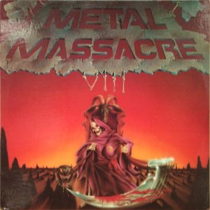 Immagine per 'Metal Massacre VIII'