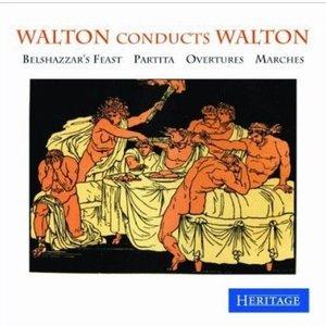 Image for 'Walton Conducts Walton'