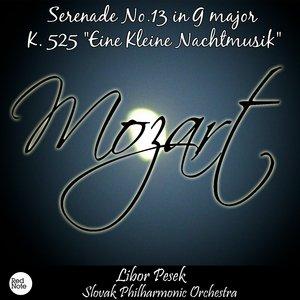 """Image for 'Mozart: Serenade No.13 in G major K. 525 """"Eine Kleine Nachtmusik""""'"""