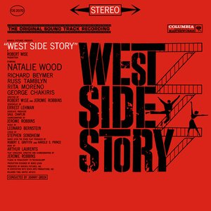 Image for 'West Side Story (Original Soundtrack Recording)'