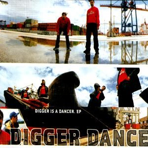 Image for 'Digger is a Dancer'