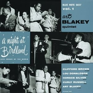 Image pour 'A Night At Birdland, Vol. 1 (The Rudy Van Gelder Edition)'