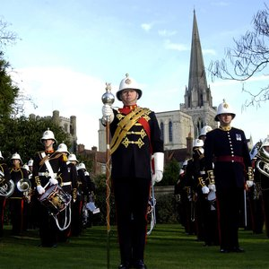 Image for 'The Band Of Her Majesty's Royal Marines'