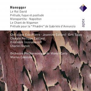 Image for 'Honegger : Le roi David'