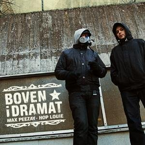 Image for 'Boven i dramat'