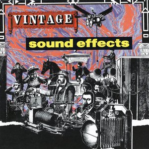 Image for 'Vintage Sound Effects'