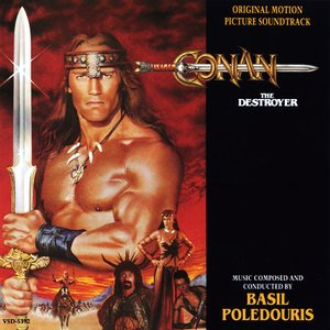 Image for 'Conan the Destroyer'
