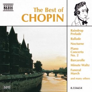 Image for 'CHOPIN (THE BEST OF)'