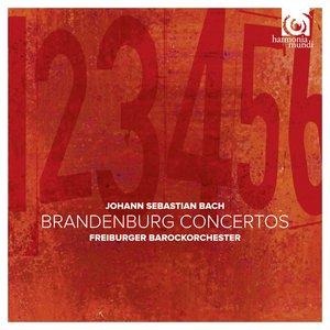Image for 'J. S. Bach: Brandenburg Concertos'