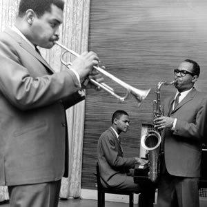Image pour 'Art Farmer-Benny Golson Jazztet'