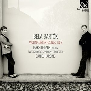 Image for 'Bartók: Violin Concertos No. 1 & 2'
