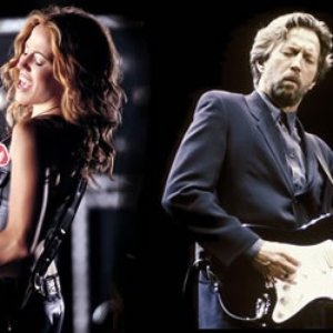 Image for 'Eric Clapton & Sheryl Crow'
