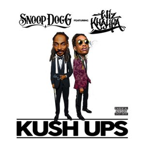 Image for 'Kush Ups (feat. Wiz Khalifa)'