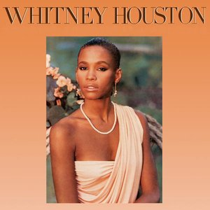 """Whitney Houston""的封面"