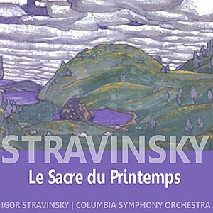 Image for 'Igor Stravinsky talks about Le Sacre Printemps'
