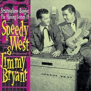 Image for 'Stratosphere Boogie: The Flaming Guitars of Speedy West & Jimmy Bryant'