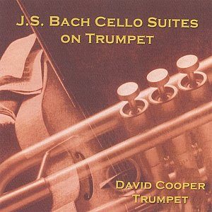 Image for 'J.S. Bach Cello Suites on Trumpet'