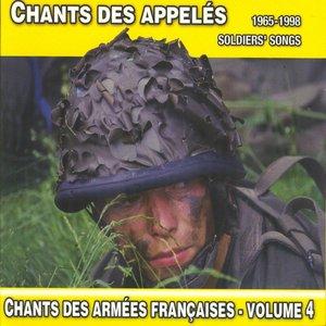 Image pour 'Chants des appelés - 1965-1998 Soldiers' Songs (Chants des Armées Françaises, vol. 4)'