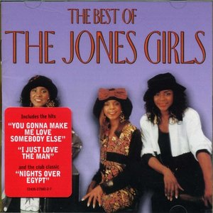 Image for 'The Best of the Jones Girls'
