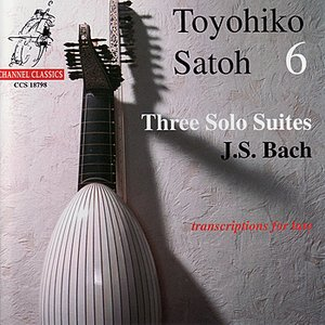 Image for 'J.S. Bach: Three Solo Suites'