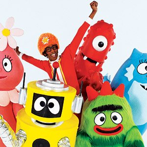 Image for 'Yo Gabba Gabba!'