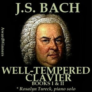 Immagine per 'Bach, Vol. 08 - the Well-Tempered Clavier'