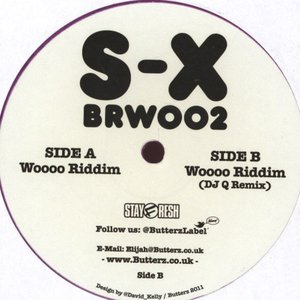 Image for 'Woooo Riddim'
