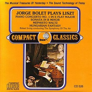 Image for 'Liszt: Piano Concerto No. 1 / Sonata in B Minor / Mephisto Waltz / Hungarian Fantasy'